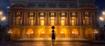 往年のスポ根少女漫画の世界!?『フェリシーと夢のトウシューズ』は呪われた夢を描く