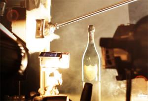 デヴィッド・リンチがドン・ペリニヨンのキャンペーン映像を制作