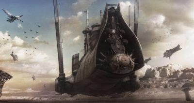 """押井守監督は「戦争」を問い直す–『ガルム・ウォーズ』の""""艦隊戦""""が映し出すもの"""